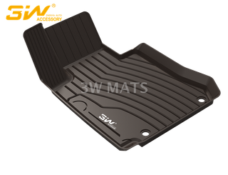TPE car mat for Benz ML