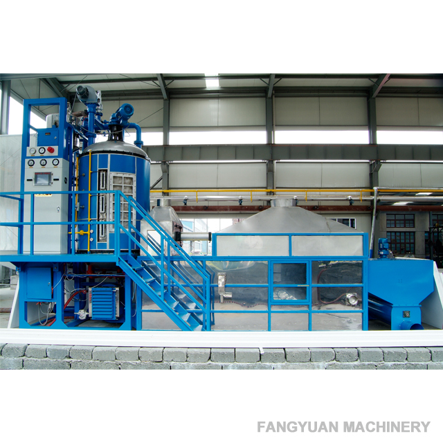 China auto eps pre-expander machine with less steam consumption