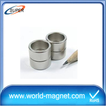 Customized Ring Neodymium Magnets