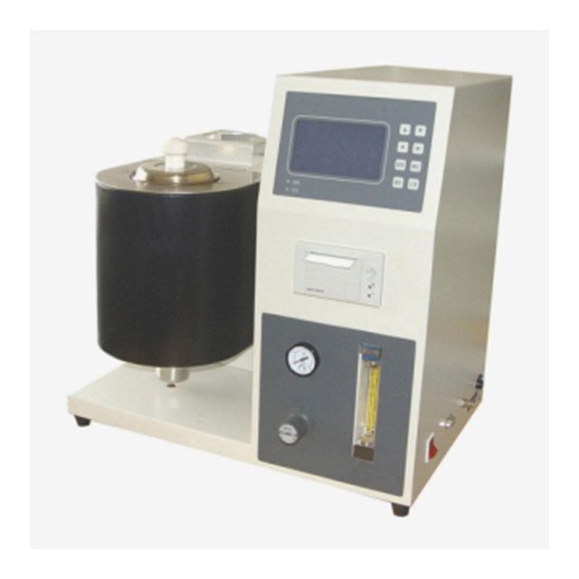 Automatic Petroleum Products Carbon Residue Tester (Micromethod) CS-0625