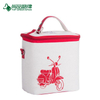 Customize High Quality Waxed Canvas Simple Pattern Lunch Cooler Bag
