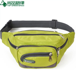 Outdoor Gym Waist Bag Waterproof Waist Pouch (TP-WTB032)