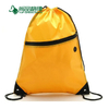 Cycling Trendy 210d Green Drawstring Backpack Bag (TP-dB091)
