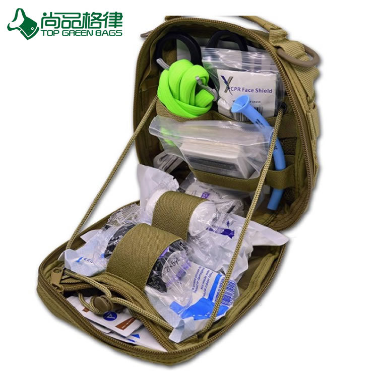 2019 Factory Supply Military First Aid Kit Medical Belt Bag