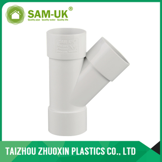 AS-NZS 1260 estándar PVC Plain Junction F / F