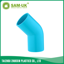 thailand PVC 45 degree elbow for water supply