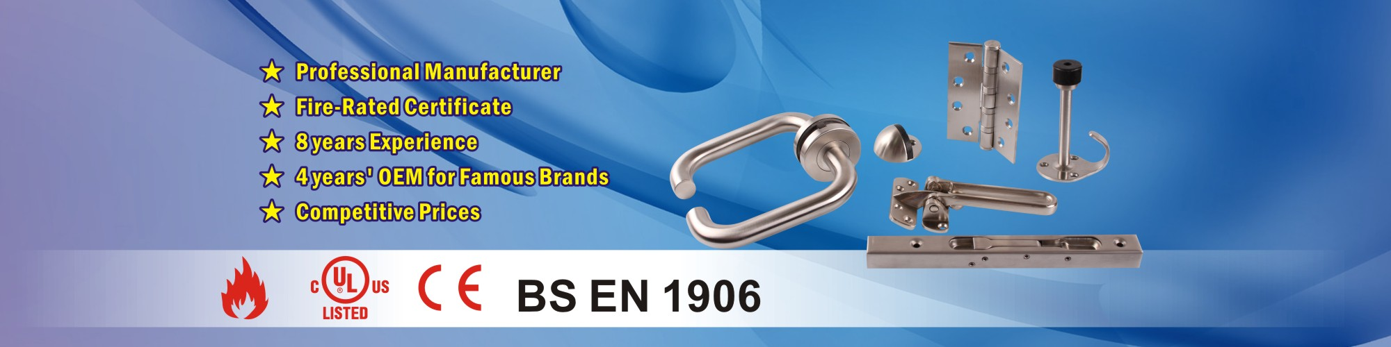 Door Accessories-D&D door hardware manufacturer