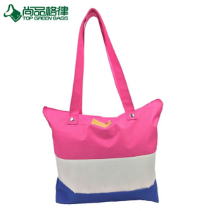 2017 Fashion Polyester Shopping Bag Ladies Leisure Bag (TP-SP546)
