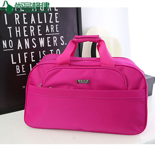 Cute Tote Bag Pink Travel Bag for Girls (TP-TLB054)