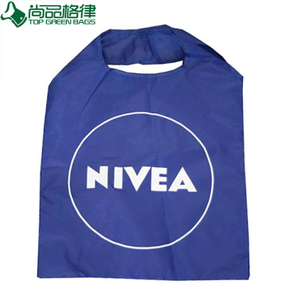 Eco Shopping Bag with Pouch Nylon Foldable Bag (TP-FB176)