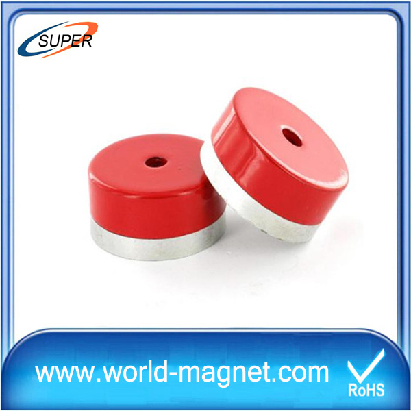 Inexpensive High Performance AlNiCo Magnet