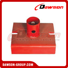 DS-C008 Base Plate For Scaffolding 3.7kg