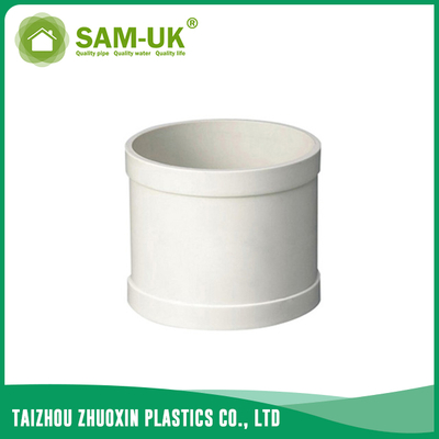 PVC waste pipe coupler for drainage water
