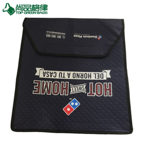 Wholesale Custom Non Woven Pizza Bag Hot Pizza Cooler Bag Tote (TP-PB055)