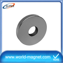 Customized Neodymium Large Ring Magnets