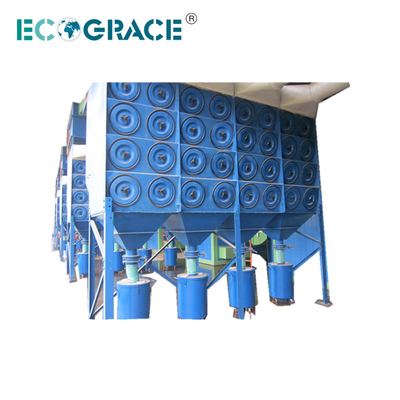 Aluminium Powder Spreading Line Dust Collection Cartridge Type Filter