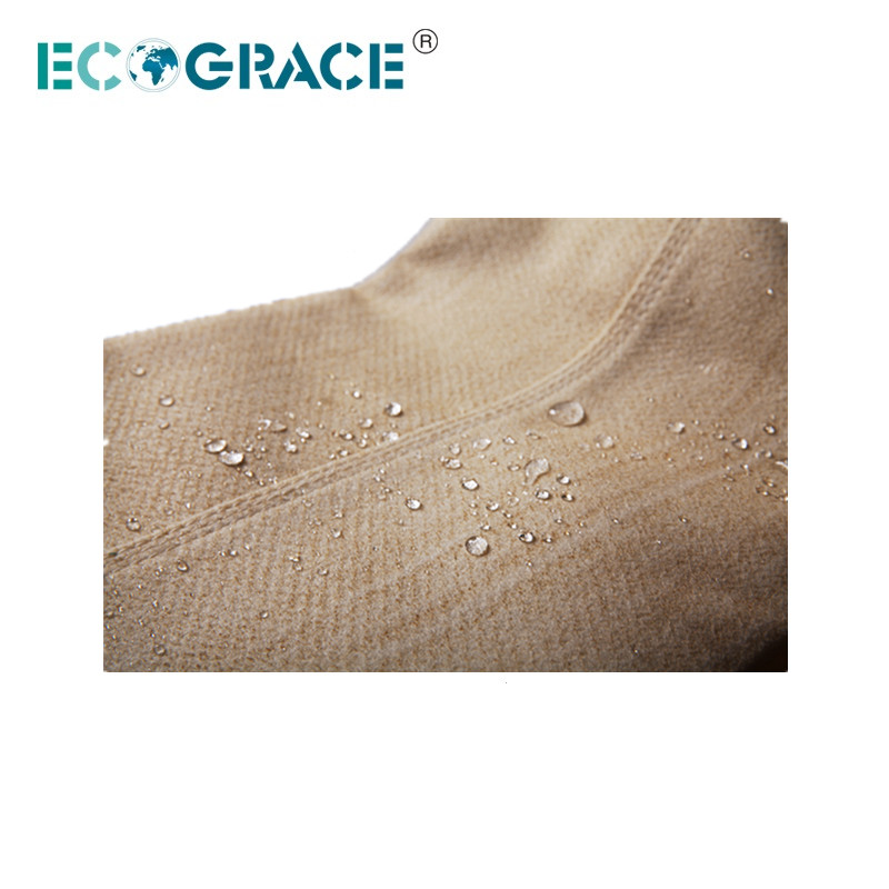 500 GSM Strong Acid Resistant Chemical Dry Process PPS Filter Cloth