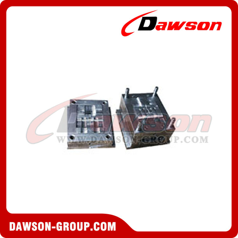 Injection Mould Process, Two Times Injection