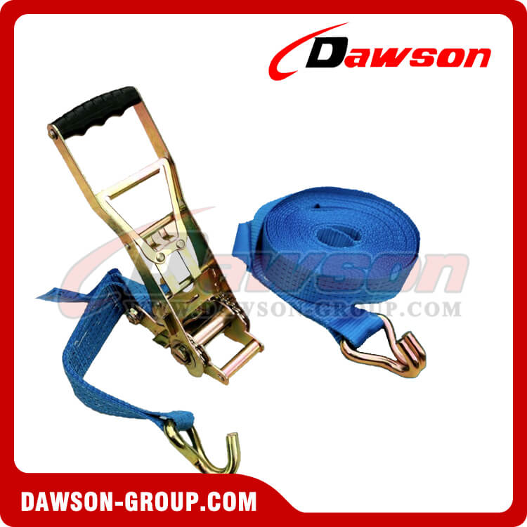 5000kg x 18m Ergo Ratchet Strap - Dawson Group - china manufacturer supplier