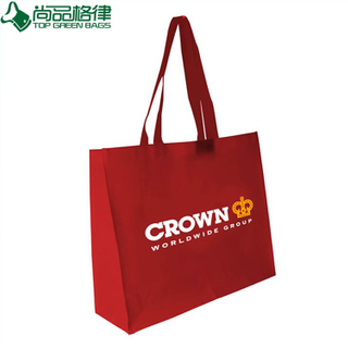Eco Non Woven Shopping Tote Recyclable Promotional Bag (TP-SP166)