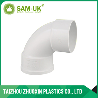 AS-NZS 1260 estándar PVC Plain Bend F / F