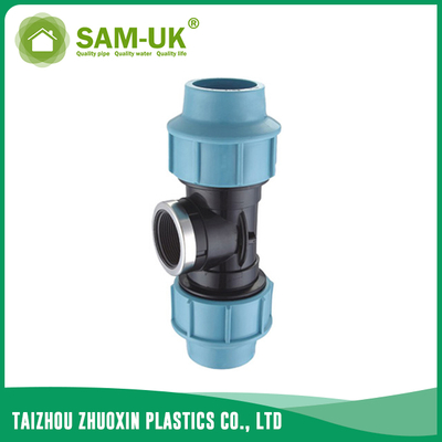 PP female tee for irrigation water