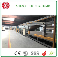 Full Automatic Honeycomb Board Laminating Machine with CE