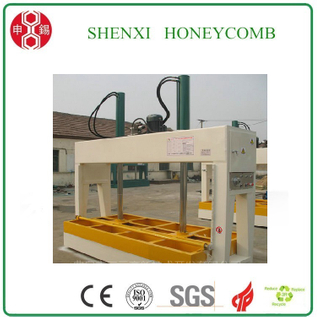 honeycomb sandwich panel press machine