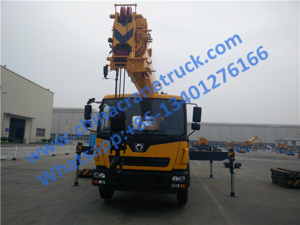 XCMG 12 ton national heavy truck crane XCT12