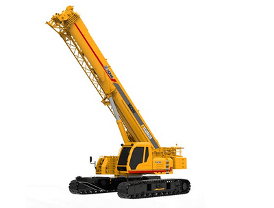XGC55T telescopic crawler crane