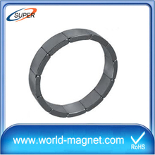 Industrial Cheap Arc Neodymium Magnet for Generator