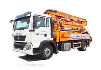 HB26K Truck-mounted Concrete Pump