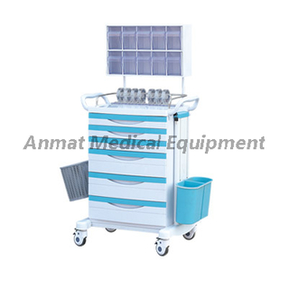 Multi-function High Quality Hospital anesthesia trolley price