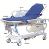 Manual Crank Patient Transfer Stretcher with PP Side Rail