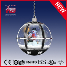 (LH30033-3S2-HS11) White Round Ball Shape Decorative Hanging Lamp for Party Holiday