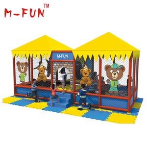 Preschool indoor play equipment