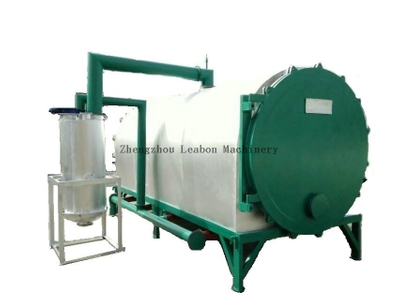 Horizontal Carbonization Furnace