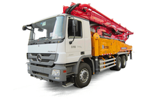 HB48K Truck-mounted Concrete Pump