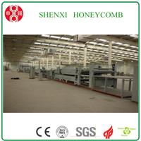 High efficence Honeycomb Paperboard Laminating Machine with CE