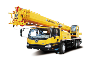 XCMG 25 ton small pickup mobile truck crane QY25K5-I