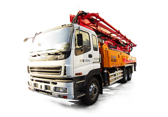 HB46K Truck-mounted Concrete Pump