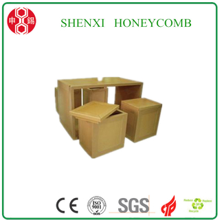 Economic Paper Honeycomb Cartons