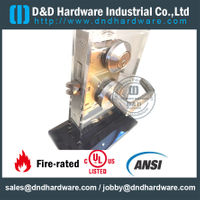 Stainless Steel ANSI Mortise Door Lock for Store Door-DDML ANSI F14