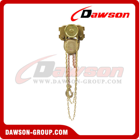 HBSQ - ZHF type explosion-proof chain hoist ( Low headroom )