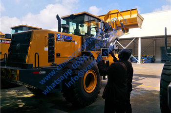 Customer order crane and loaders