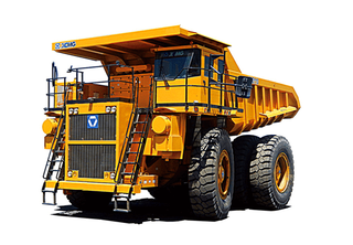 90 ton off-road dump truck