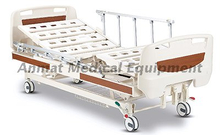 Manual 3 Cranks Stainless Steel Side Rail for Medical Hospital Bed Manufacturers