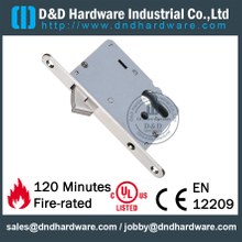 Stainless steel hook mortise lock for Sliding Door - DDML50SD