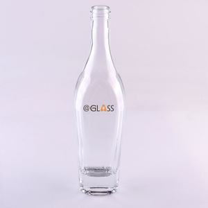 375ml Multi-Sides Flint Glass Bottle