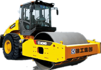 Single Drum Road Roller XS183J